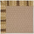 Capel Rugs Creative Concepts Grassy Mountain - Java Journey Chestnut (750) Rectangle 8