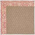 Capel Rugs Creative Concepts Grassy Mountain - Imogen Cherry (520) Rectangle 9