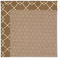 Capel Rugs Creative Concepts Grassy Mountain - Arden Chocolate (746) Rectangle 9