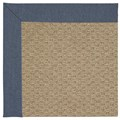 Capel Rugs Creative Concepts Raffia - Heritage Denim (447) Octagon 10