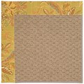 Capel Rugs Creative Concepts Raffia - Cayo Vista Tea Leaf (210) Runner 2