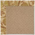 Capel Rugs Creative Concepts Raffia - Cayo Vista Sand (710) Rectangle 3