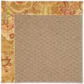 Capel Rugs Creative Concepts Raffia - Tuscan Vine Adobe (830) Rectangle 4