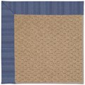Capel Rugs Creative Concepts Raffia - Vierra Navy (455) Rectangle 5