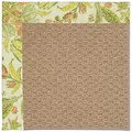 Capel Rugs Creative Concepts Raffia - Cayo Vista Mojito (215) Rectangle 6