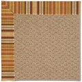 Capel Rugs Creative Concepts Raffia - Vera Cruz Samba (735) Rectangle 6
