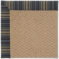 Capel Rugs Creative Concepts Raffia - Vera Cruz Ocean (445) Rectangle 7
