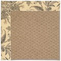 Capel Rugs Creative Concepts Raffia - Cayo Vista Graphic (315) Rectangle 8