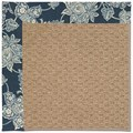 Capel Rugs Creative Concepts Raffia - Bandana Indigo (465) Rectangle 8