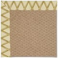 Capel Rugs Creative Concepts Raffia - Bamboo Rattan (706) Rectangle 8