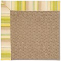 Capel Rugs Creative Concepts Raffia - Kalani Coconut (615) Rectangle 9