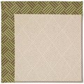 Capel Rugs Creative Concepts White Wicker - Dream Weaver Marsh (211) Runner 2