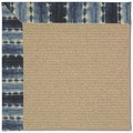 Capel Rugs Creative Concepts Sisal - Java Journey Indigo (460) Octagon 4