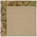 Capel Rugs Creative Concepts Sisal - Bahamian Breeze Cinnamon (875) Octagon 12