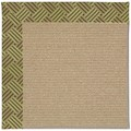 Capel Rugs Creative Concepts Sisal - Dream Weaver Marsh (211) Runner 2