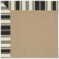 Capel Rugs Creative Concepts Sisal - Down The Lane Ebony (370) Runner 2