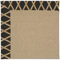 Capel Rugs Creative Concepts Sisal - Bamboo Coal (356) Rectangle 3