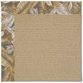 Capel Rugs Creative Concepts Sisal - Bahamian Breeze Ocean (420) Rectangle 4