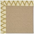 Capel Rugs Creative Concepts Sisal - Bamboo Rattan (706) Rectangle 4