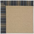 Capel Rugs Creative Concepts Sisal - Vera Cruz Ocean (445) Rectangle 7