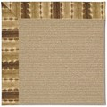Capel Rugs Creative Concepts Sisal - Java Journey Chestnut (750) Rectangle 7
