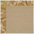 Capel Rugs Creative Concepts Sisal - Cayo Vista Sand (710) Rectangle 8