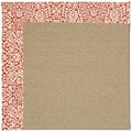 Capel Rugs Creative Concepts Sisal - Imogen Cherry (520) Rectangle 8
