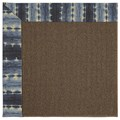 Capel Rugs Creative Concepts Java Sisal - Java Journey Indigo (460) Octagon 4