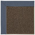 Capel Rugs Creative Concepts Java Sisal - Heritage Denim (447) Octagon 10