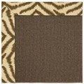 Capel Rugs Creative Concepts Java Sisal - Couture King Chestnut (756) Runner 2