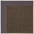 Capel Rugs Creative Concepts Java Sisal - Fife Plum (470) Runner 2
