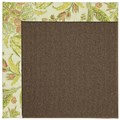 Capel Rugs Creative Concepts Java Sisal - Cayo Vista Mojito (215) Rectangle 6