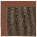 Capel Rugs Creative Concepts Java Sisal - Linen Chili (845) Rectangle 8