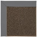 Capel Rugs Creative Concepts Java Sisal - Canvas Charcoal (355) Rectangle 12