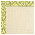 Capel Rugs Creative Concepts Sugar Mountain - Shoreham Kiwi (220) Octagon 4