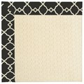 Capel Rugs Creative Concepts Sugar Mountain - Arden Black (346) Octagon 6
