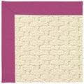 Capel Rugs Creative Concepts Sugar Mountain - Canvas Hot Pink (515) Octagon 6