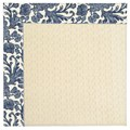 Capel Rugs Creative Concepts Sugar Mountain - Batik Indigo (415) Octagon 8