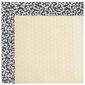 Capel Rugs Creative Concepts Sugar Mountain - Coral Cascade Navy (450) Octagon 8