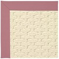 Capel Rugs Creative Concepts Sugar Mountain - Canvas Coral (505) Octagon 8