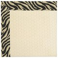 Capel Rugs Creative Concepts Sugar Mountain - Wild Thing Onyx (396) Octagon 12