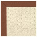 Capel Rugs Creative Concepts Sugar Mountain - Linen Chili (845) Rectangle 3