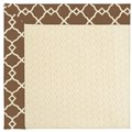 Capel Rugs Creative Concepts Sugar Mountain - Arden Chocolate (746) Rectangle 4