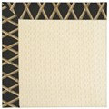 Capel Rugs Creative Concepts Sugar Mountain - Bamboo Coal (356) Rectangle 8