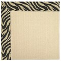 Capel Rugs Creative Concepts Beach Sisal - Wild Thing Onyx (396) Runner 2