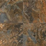 Signature Altiva Allegheny Slate: Copper Mountain Luxury Vinyl Tile D2332