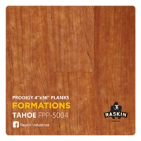 Raskin Elevations Prodigy: Tahoe Luxury Vinyl Plank R-FPP-5004