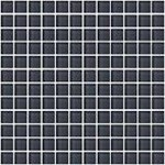 "Daltile Color Wave Glass Mosaic 1"" x 1"" : Nine Iron CW1911MS1P"