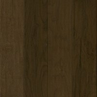 "Armstrong American Scrape: Dark Of Midnight 1/2"" x 5"" Engineered Walnut Hardwood EAS606"