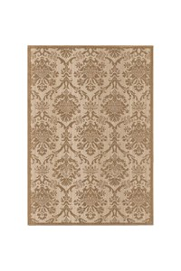Shaw Living Concepts Flora Vista (Brown) Rectangle 5'3